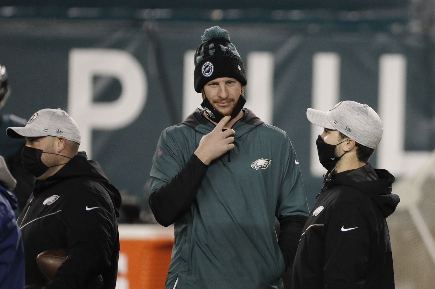 The Eagles have no choice now: They must trade Carson Wentz | Mike Sielski