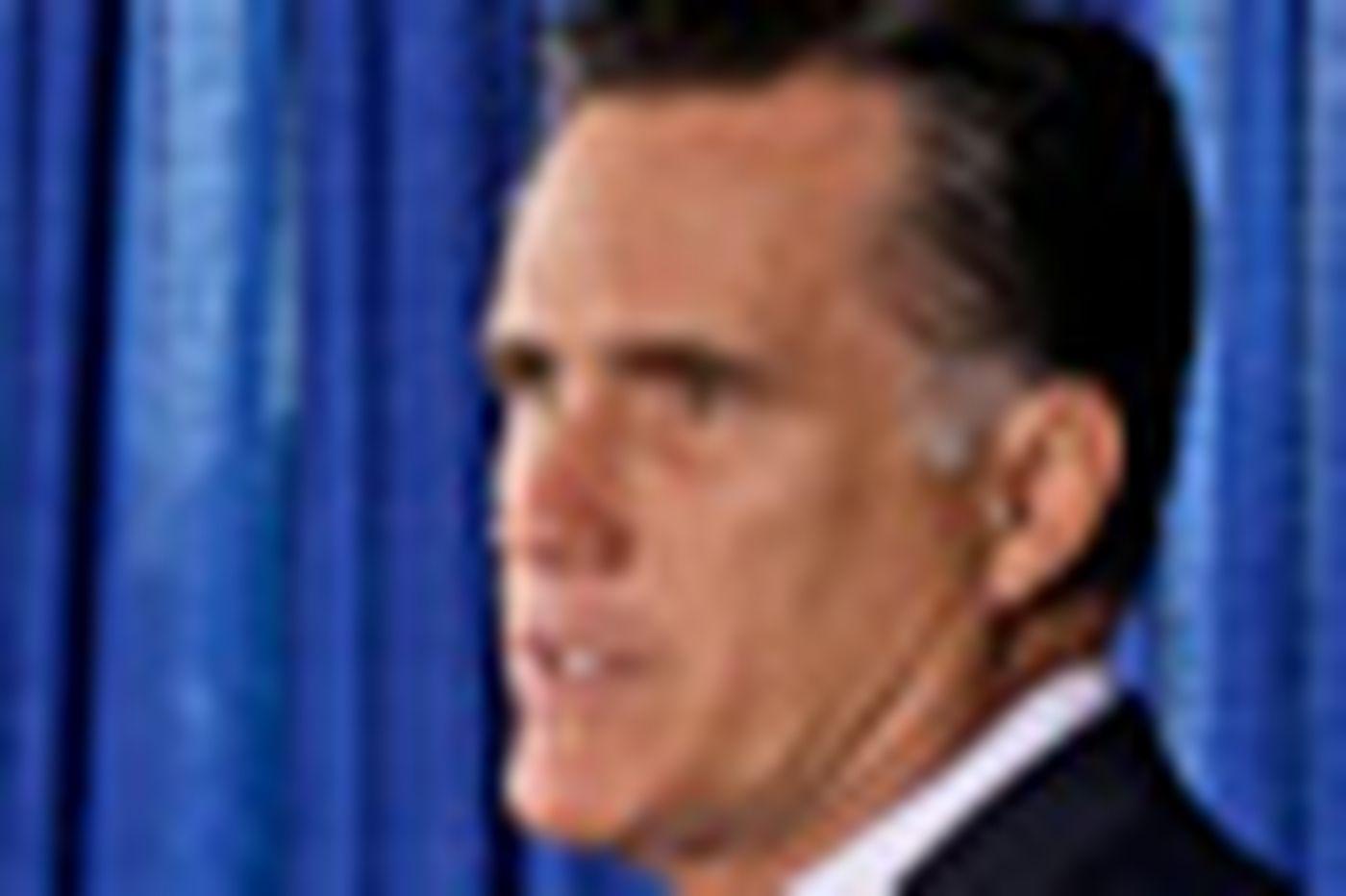Romney denounces film aimed at Muslims