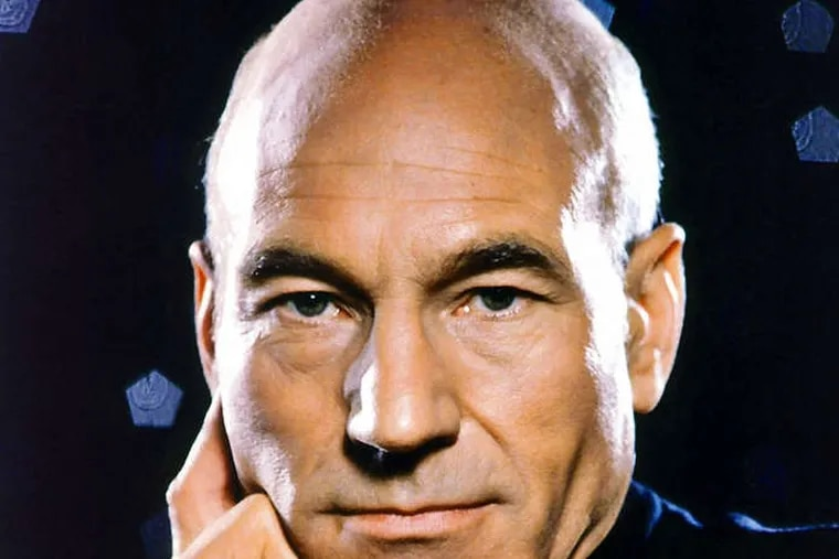Patrick Stewart will be attending the Official Star Trek Convention.