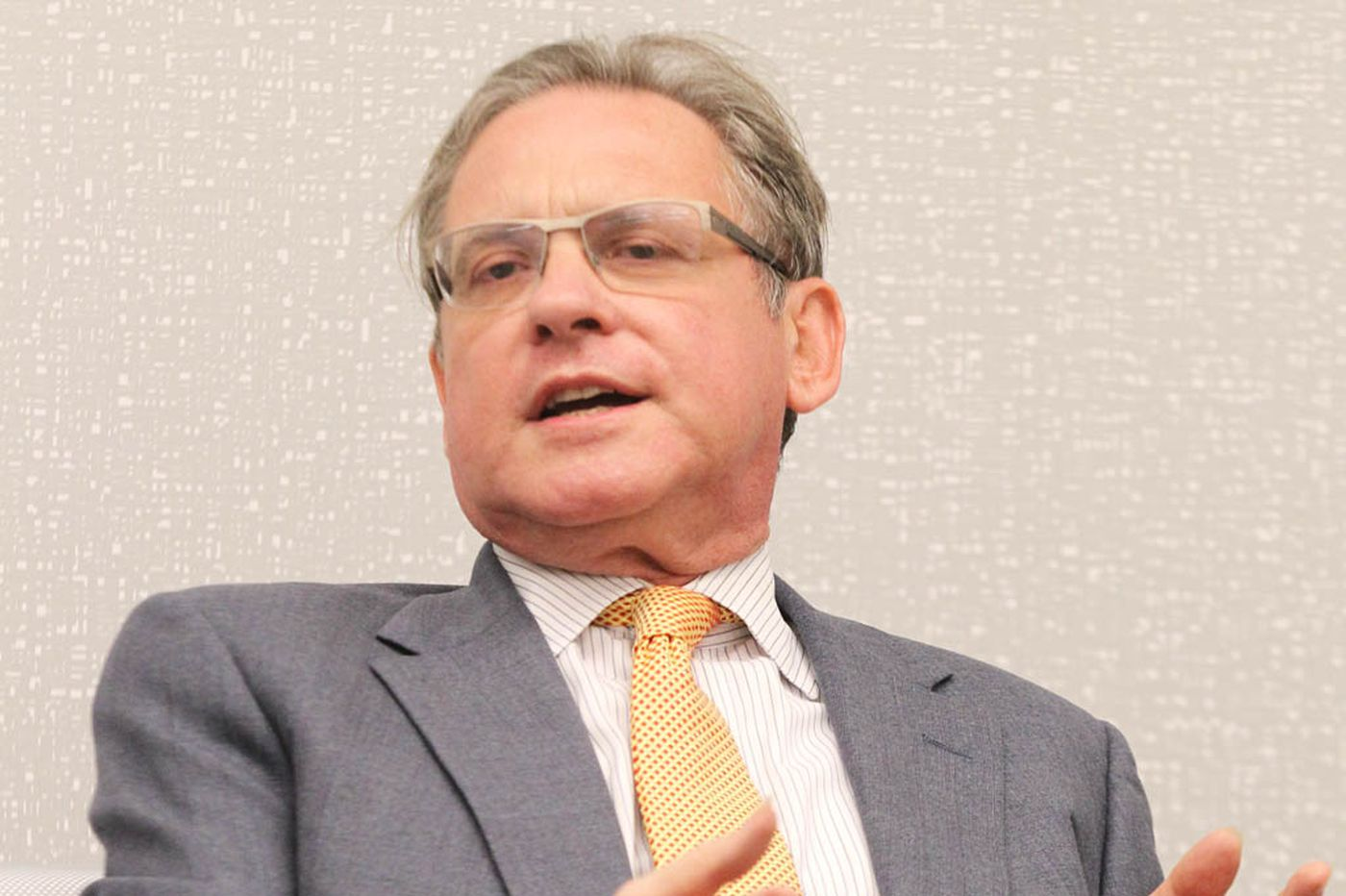 Butkovitz not running for mayor - at least, for now