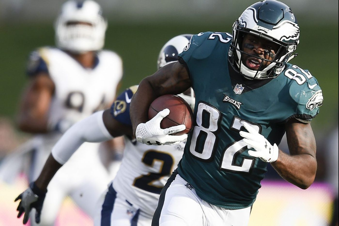 Torrey Smith still ready to have deep influence on Eagles   Bob Ford