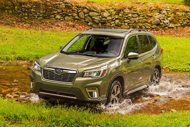 Even loyal Forester huggers will squint to spot changes in the 2019