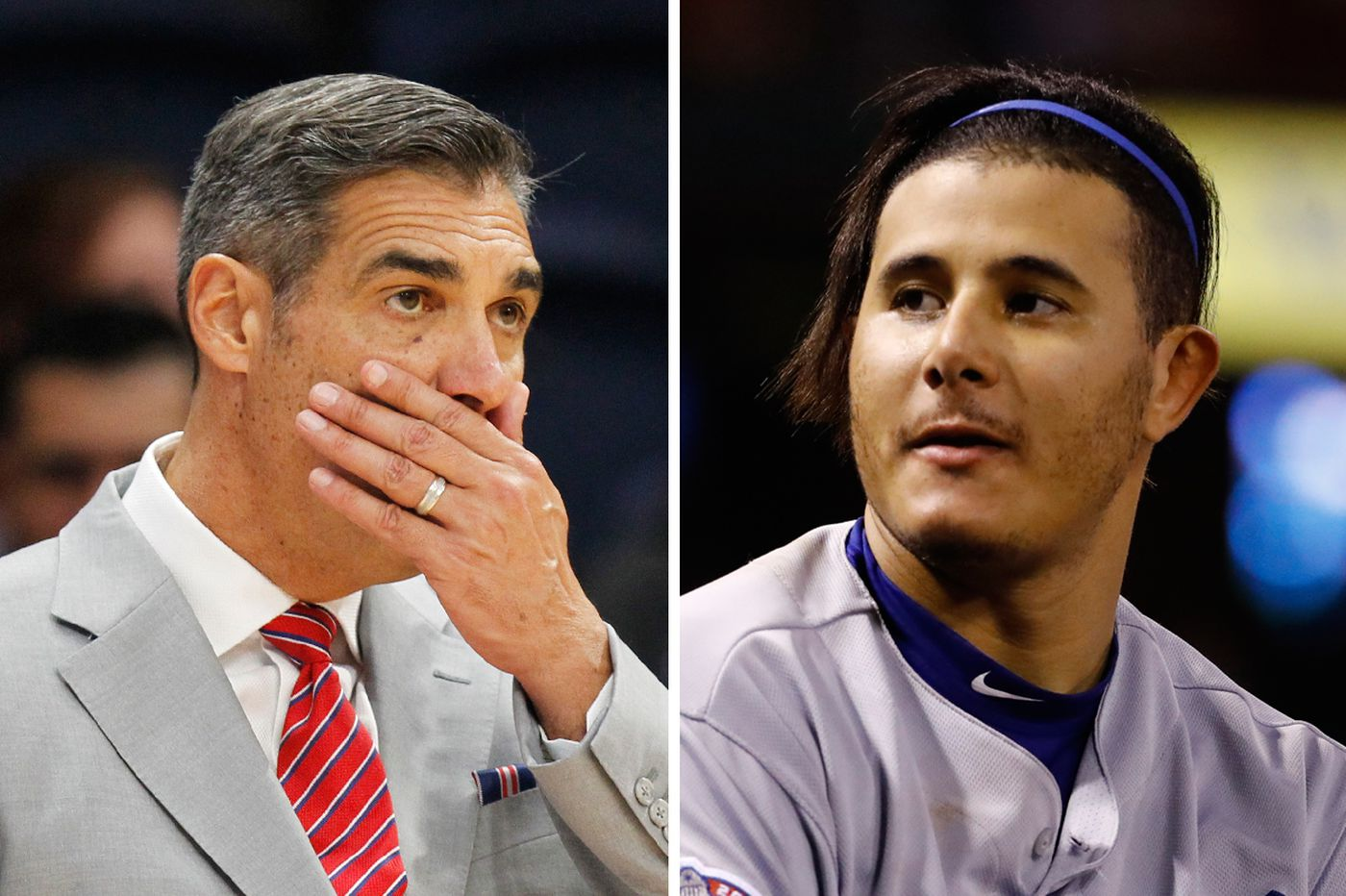 Jim Rome broke the Manny Machado news to disappointed Phillies fan Jay Wright