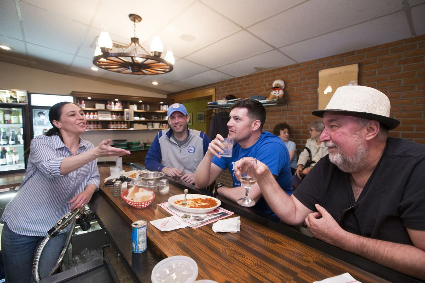 Miss the old South Philly? It lives on at Villa di Roma