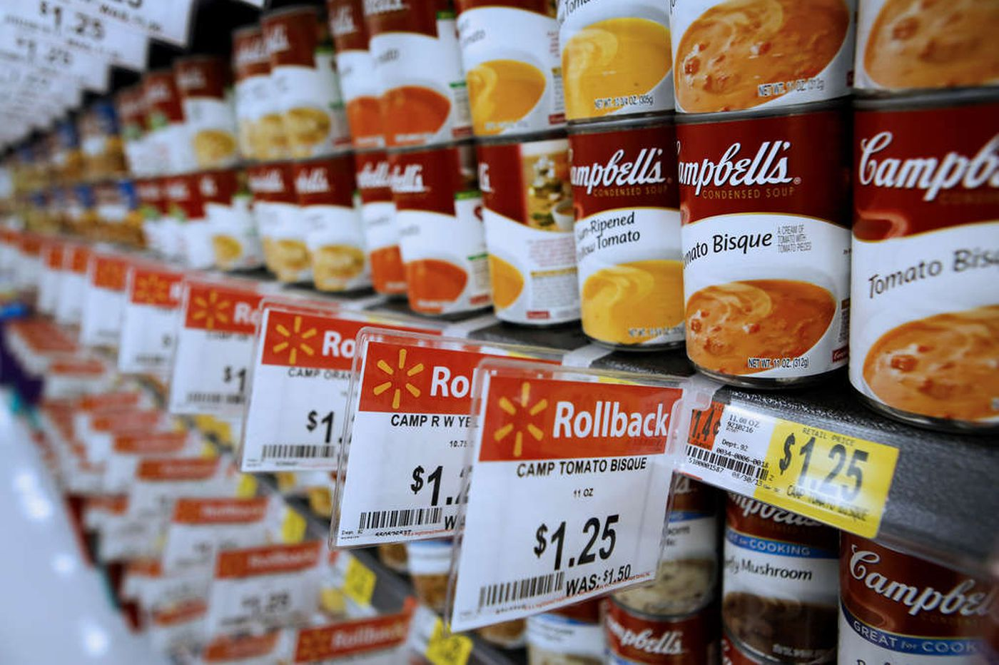 Campbell to lay off about 80 workers in North America as part of reorganization, half of those in Philly region