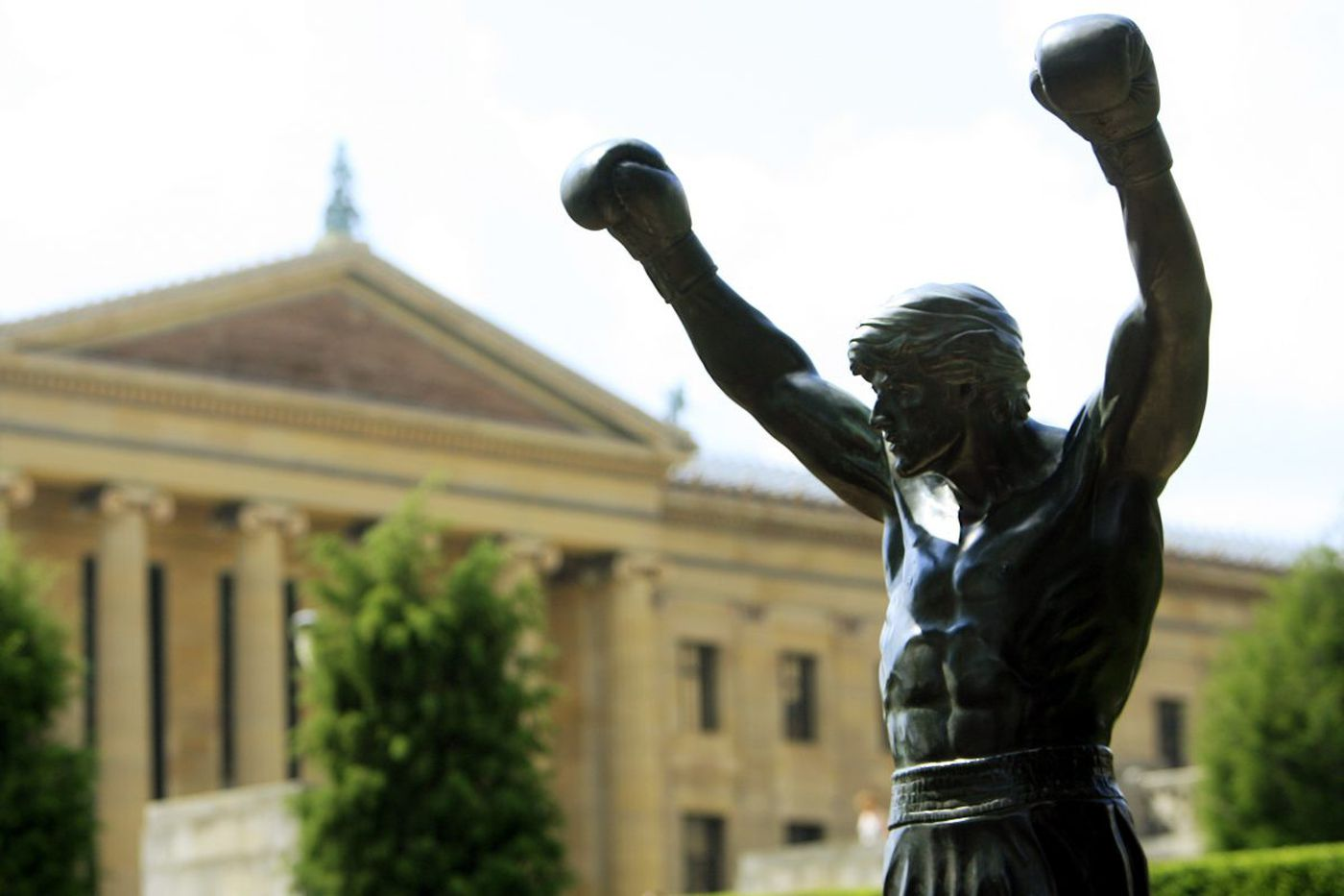 Yo, John Oliver: 'Rocky' isn't Philly's only monumental achievement