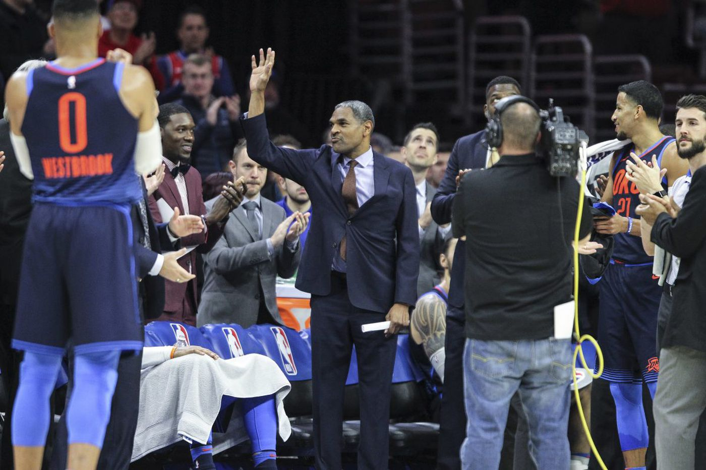 Maurice Cheeks on being Sixers' newest Hall of Famer: I 'broke out crying' | Marcus Hayes