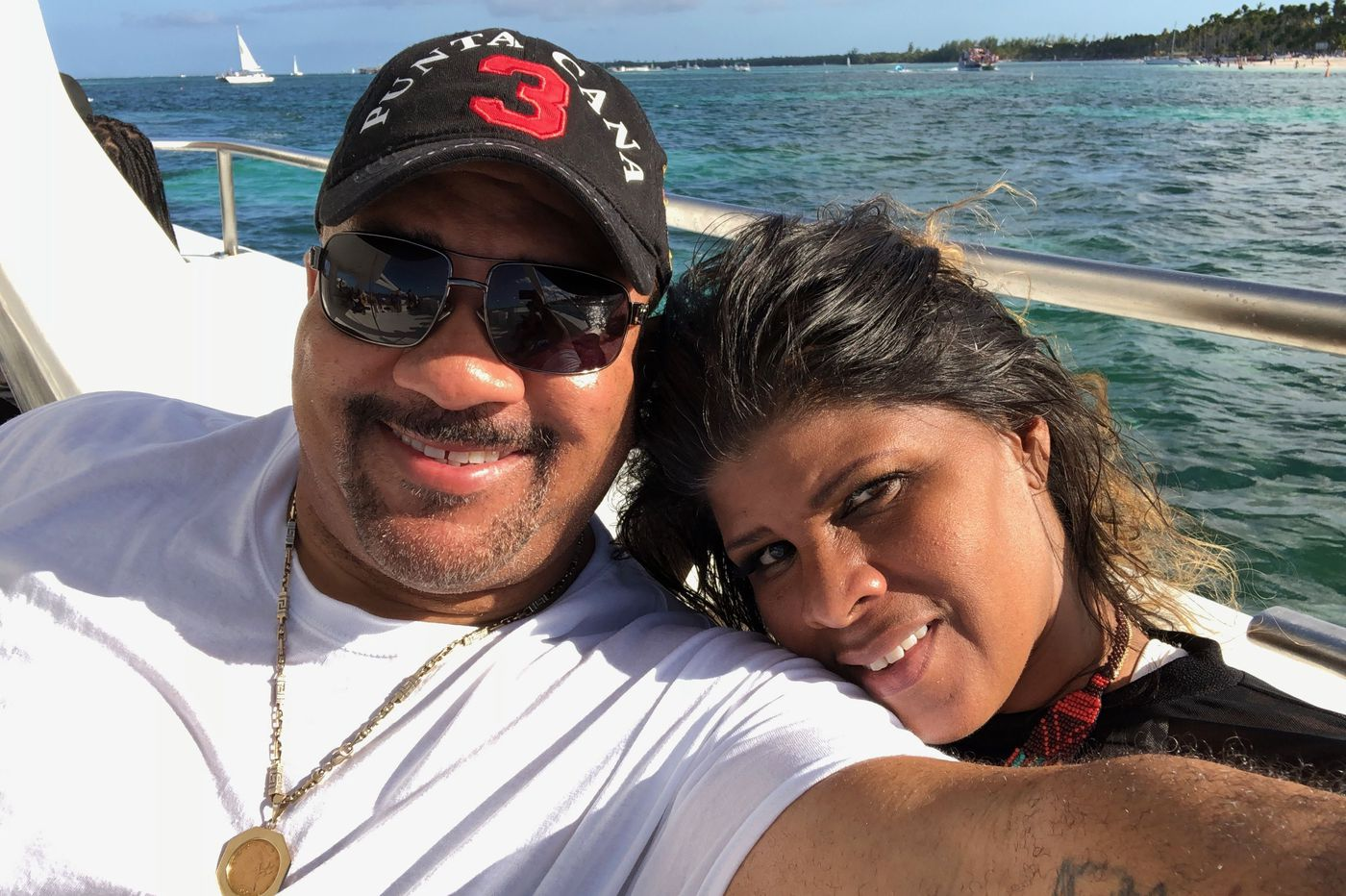 James Walker, 59, loved being a Philly police officer and traveling with his wife