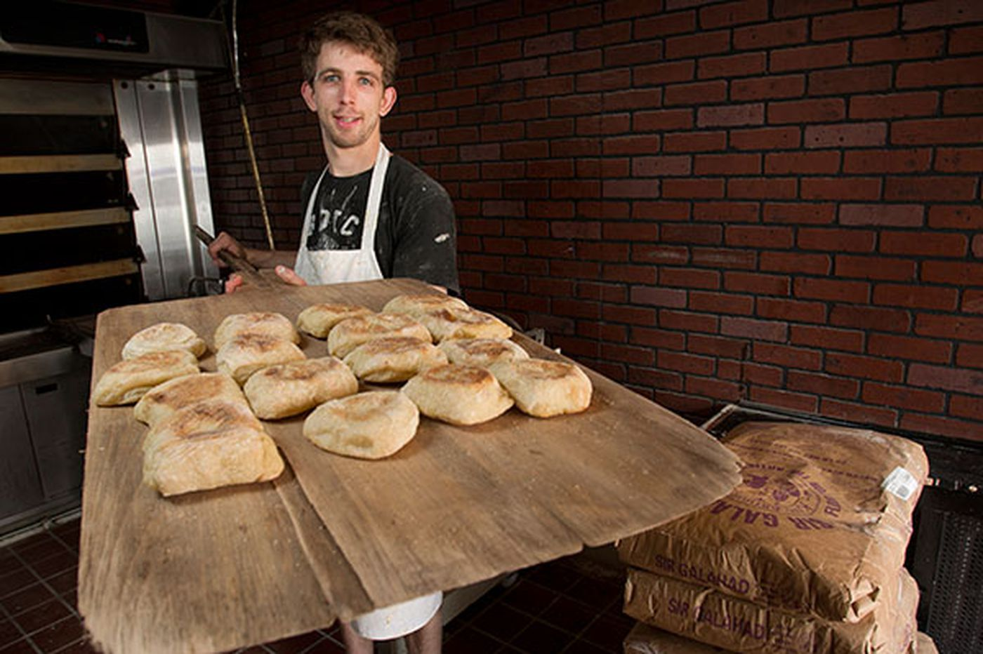 Have you met Philly's muffin man?