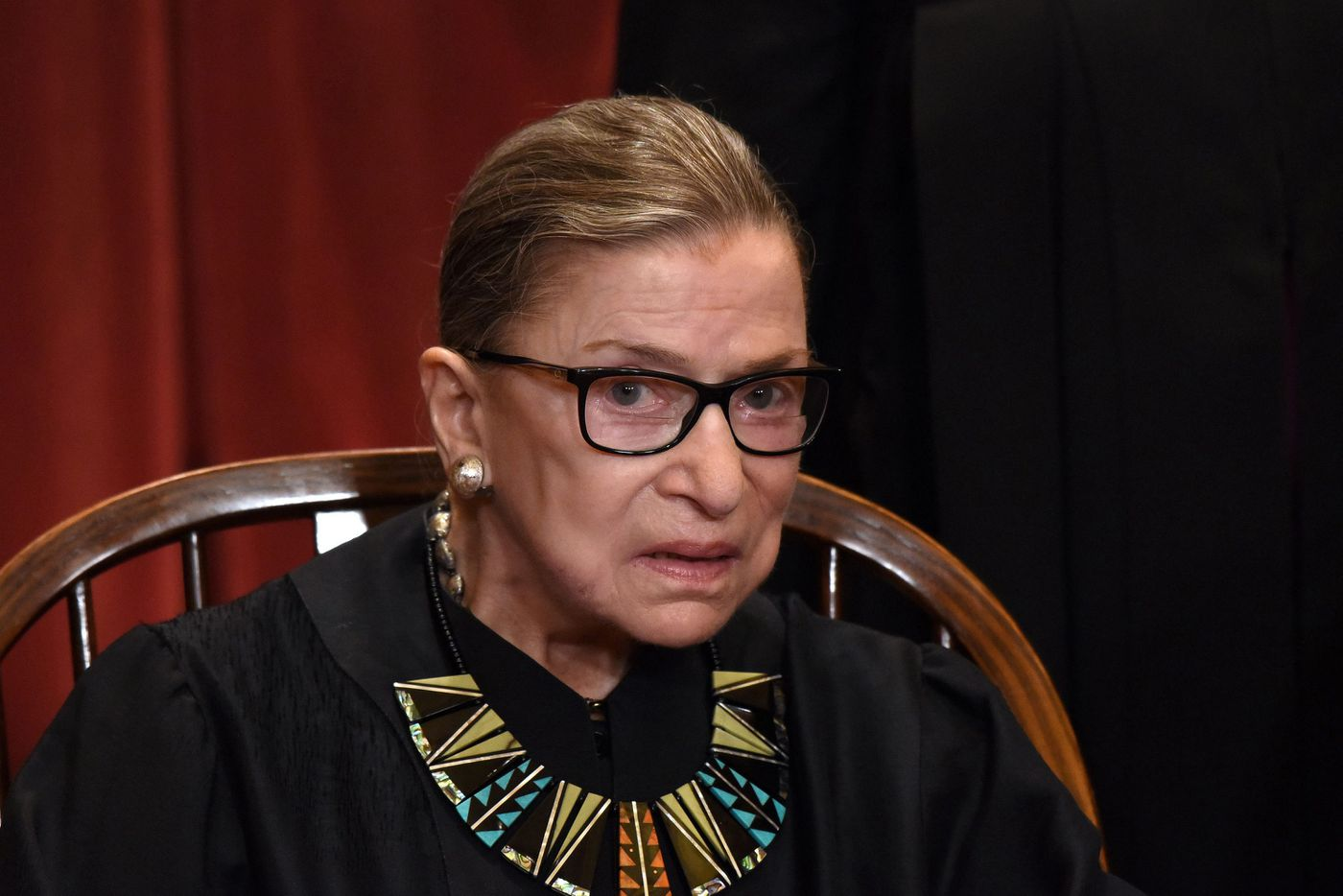 Rib donation, bubble wrap, and whatever it takes to get Ruth Bader Ginsburg to 2020   Opinion