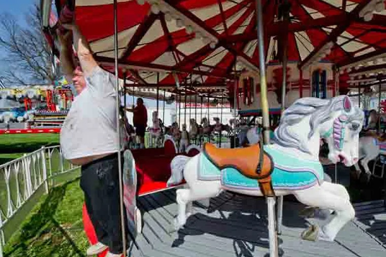 Carnivals, festivals and more this weekend.