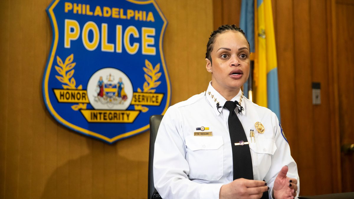 Philly's new police commissioner is already making changes