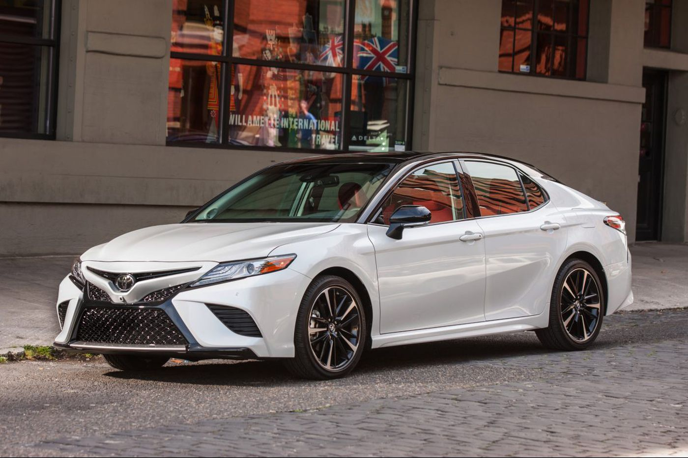2018 Toyota Camry adds style and zip | Al Haas