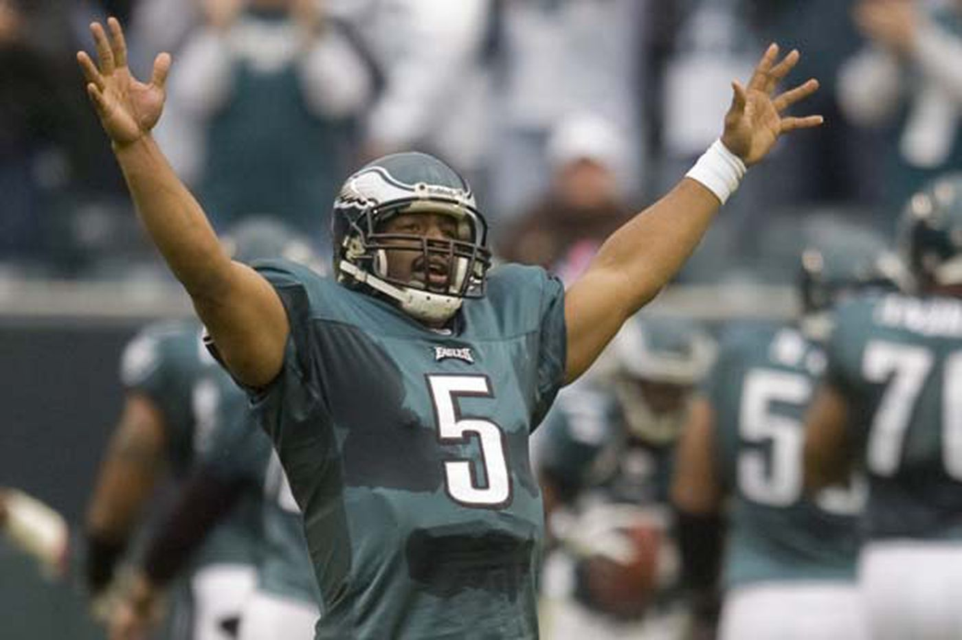 Donovan McNabb: 'I Am a Hall of Famer'