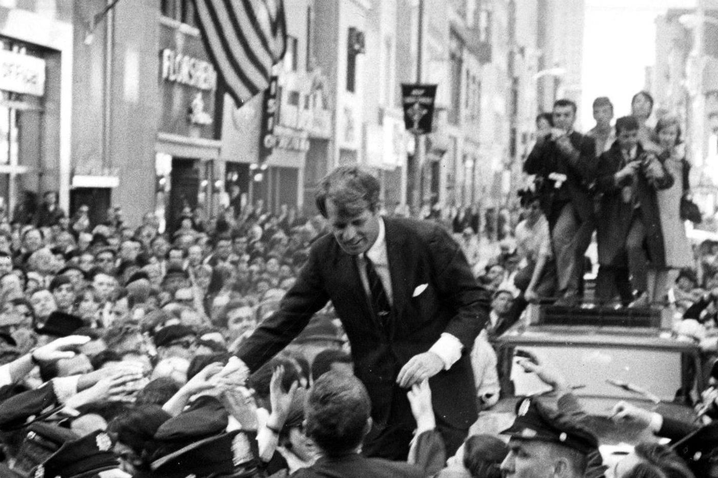 Commentary: Democrats need a new RFK