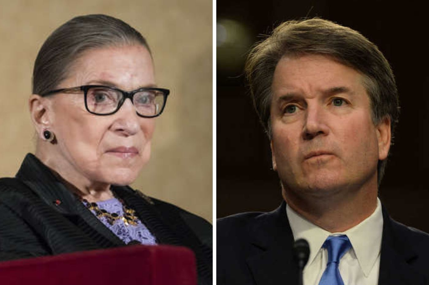 Ruth Bader Ginsburg can learn something from Brett Kavanaugh | Opinion