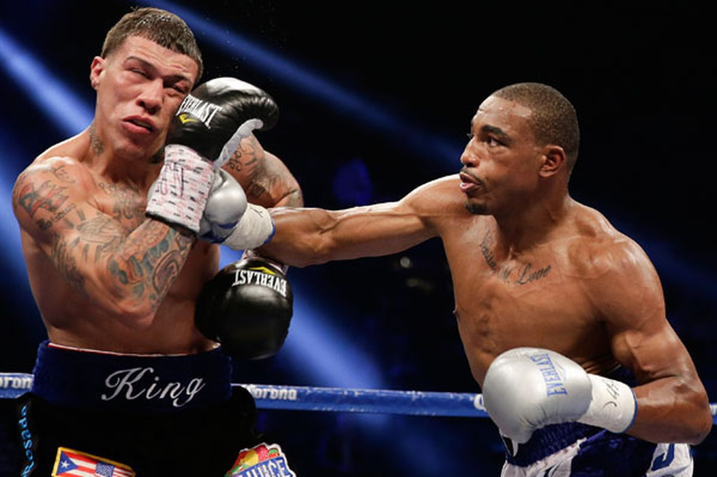 North Philly fighter Gabriel Rosado loses on split decision