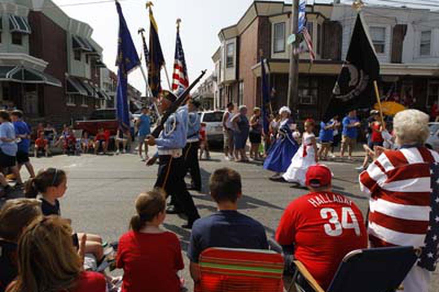 Bridesburg parade highlights Memorial Day celebrations