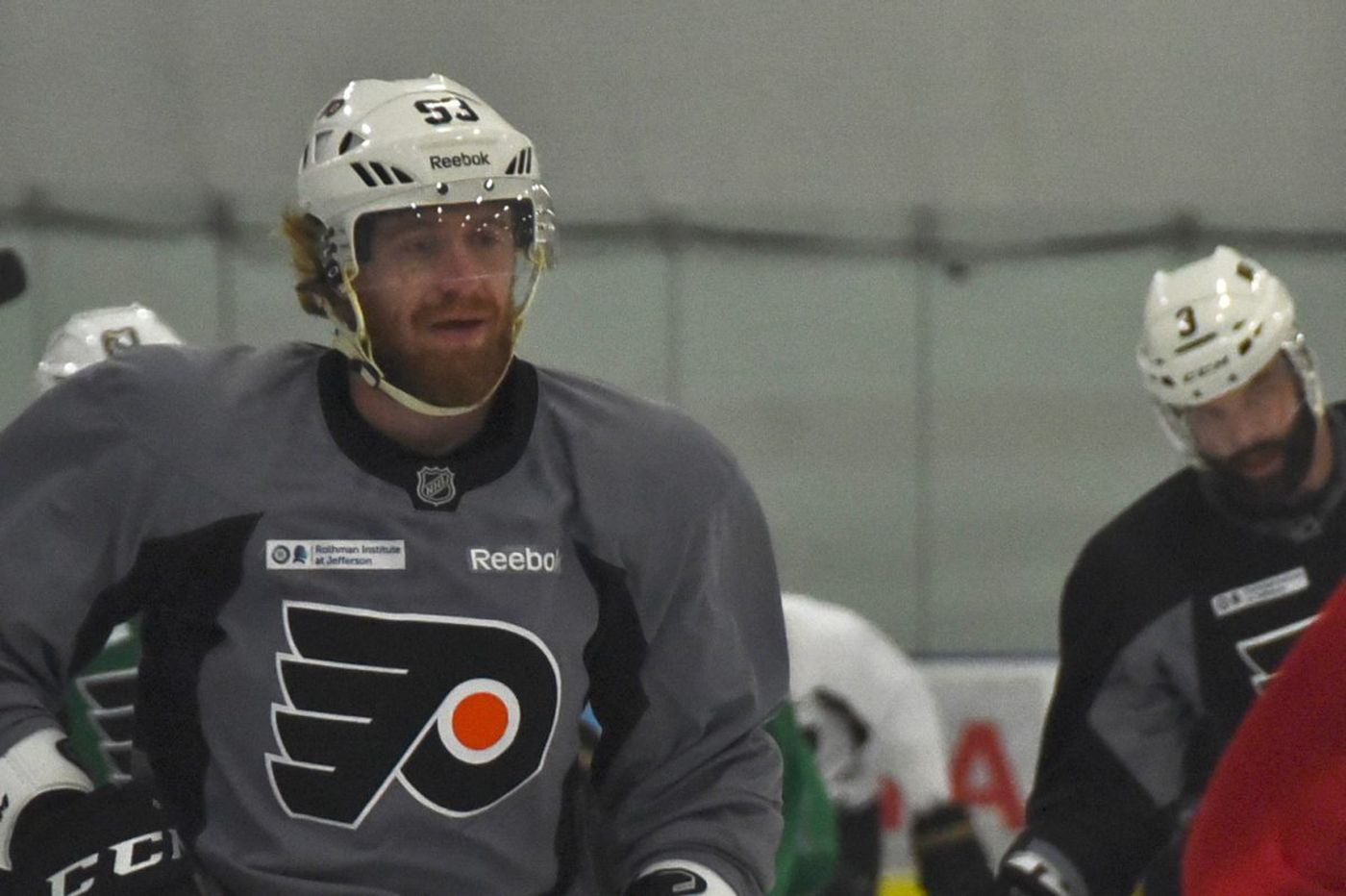 Jake Voracek: Flyers won't look past Buffalo Sabres