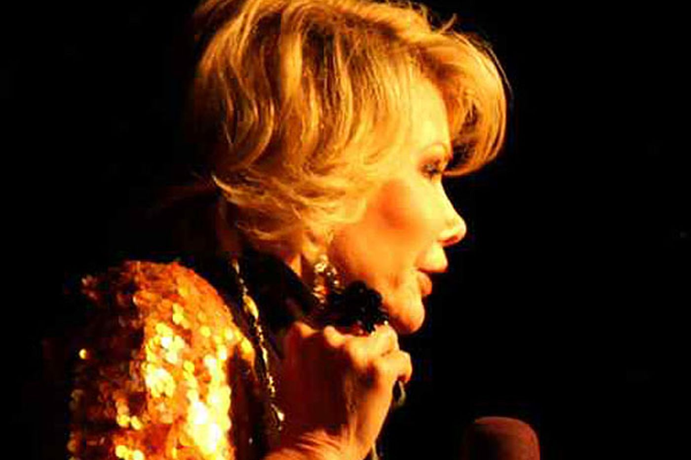 The shows, the clothes, the dish, even the critics: For Joan Rivers, it's all good