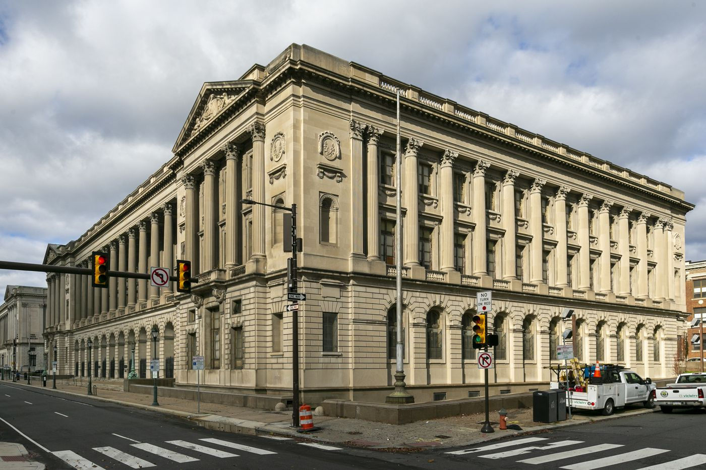 Philly undoes deal with developer Peebles to revamp historic Family Court building into luxury hotel