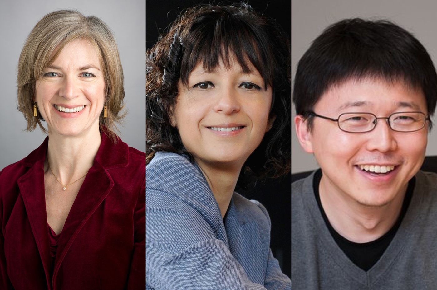 Gene pioneers share Philly science award for CRISPR, with patent fight in background