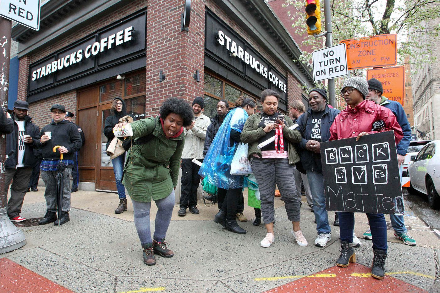 One year later: A timeline of controversy and progress since the Starbucks arrests seen 'round the world