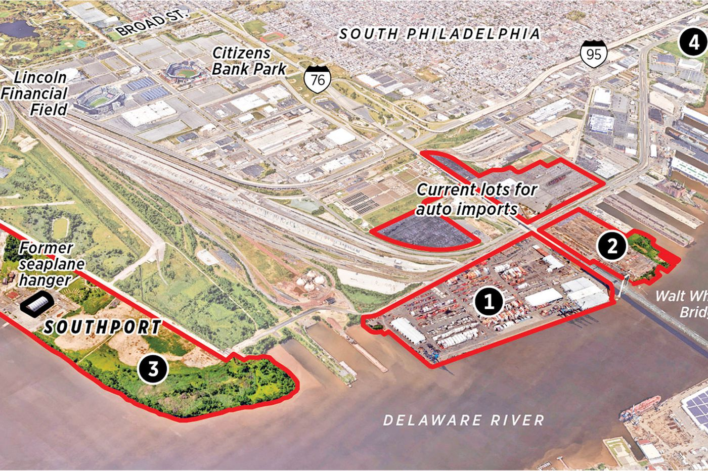 Philly port is poised to get new cranes, bigger ships, more cargo, and more jobs
