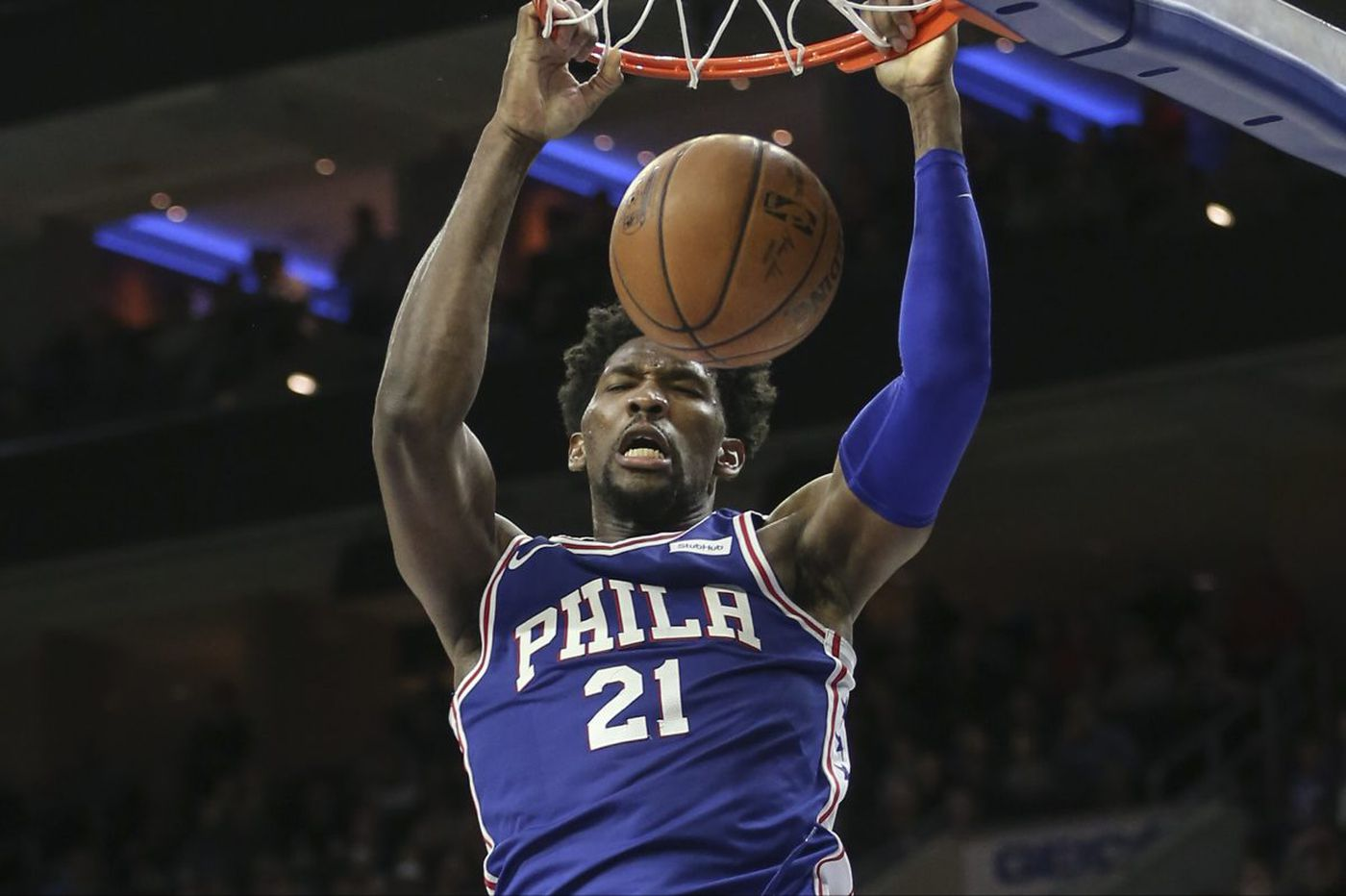 Joel Embiid expected to play in back-to-back games again