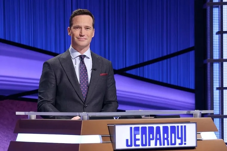 """""""Jeopardy!"""" executive producer Mike Richards, who guest hosted the show back in February, is reportedly the front-runner to become Alex Trebek's permanent replacement."""