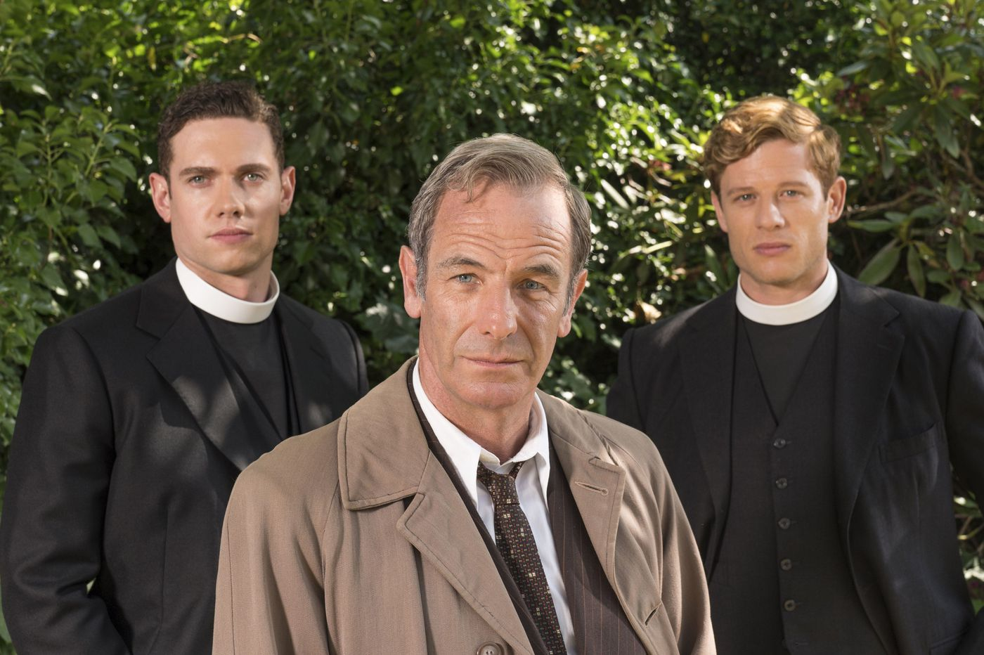 TV picks: 'Grantchester,' 'Suits' (and a spin-off), 'Queer Eye' and more