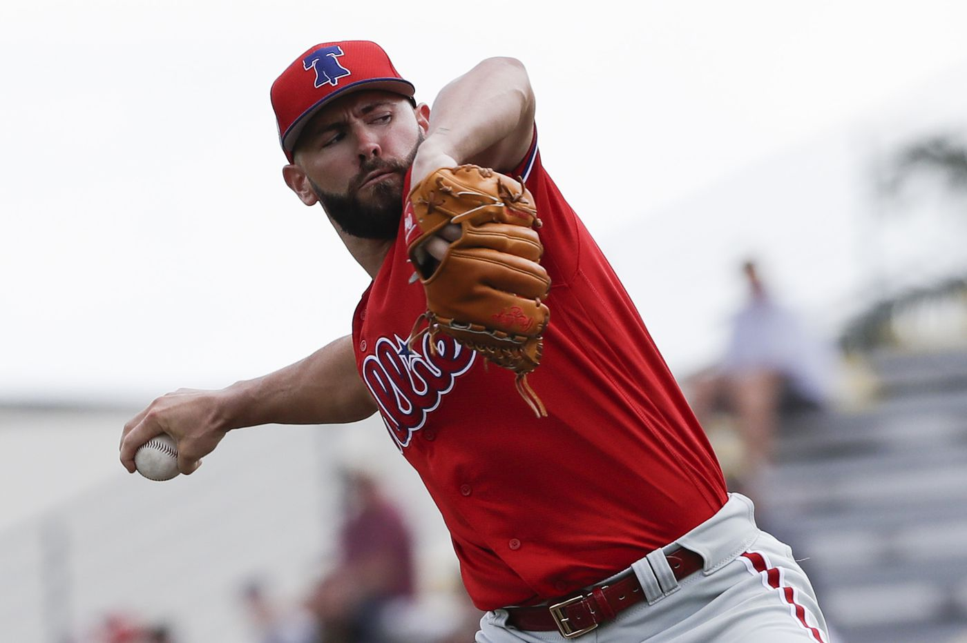 Phillies wrap up spring training with strong outing from Jake Arrieta