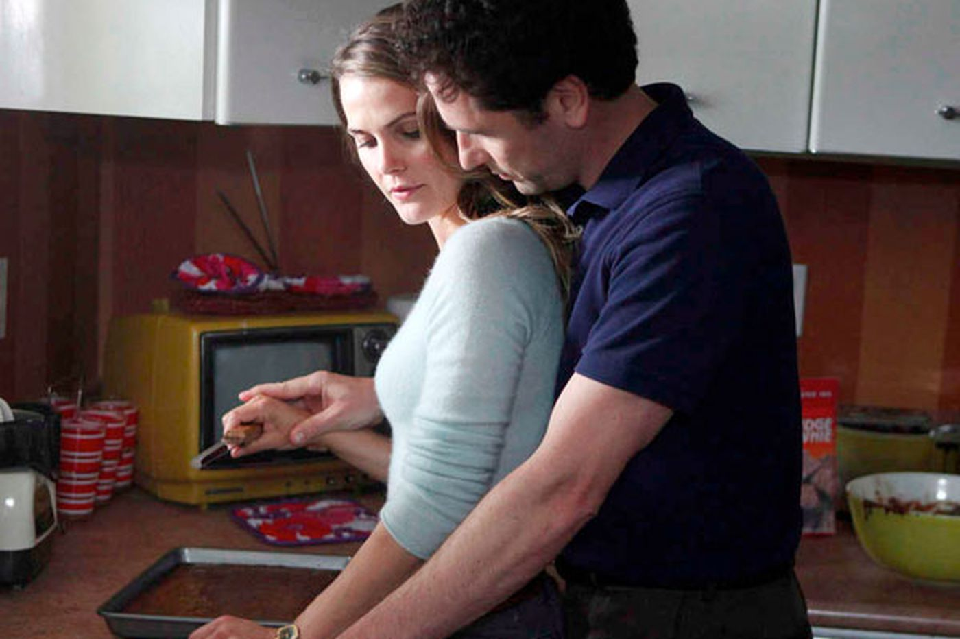 'The Americans' are really KGB agents in bold new FX show