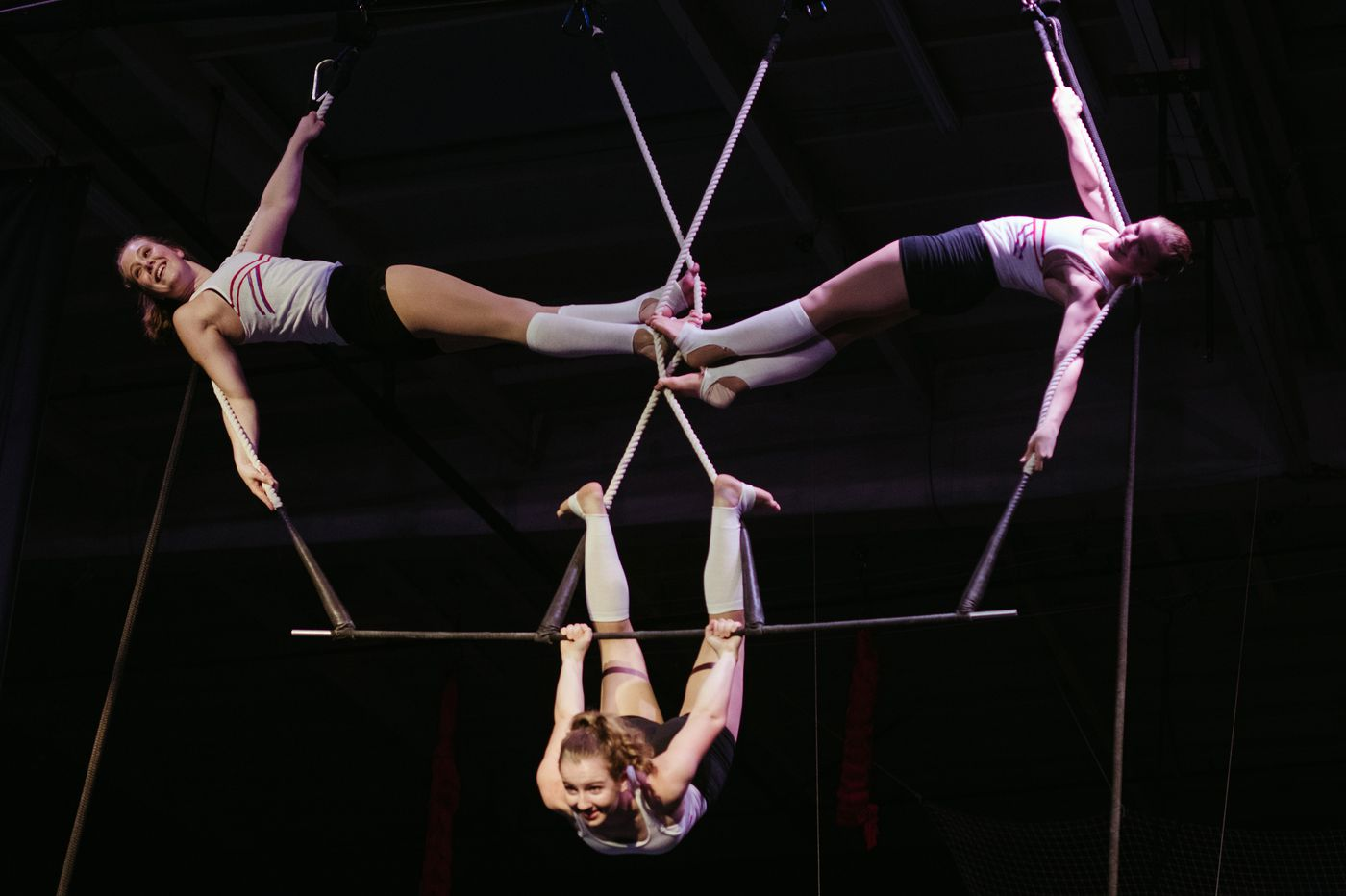 Personal Journey: Running away to the circus
