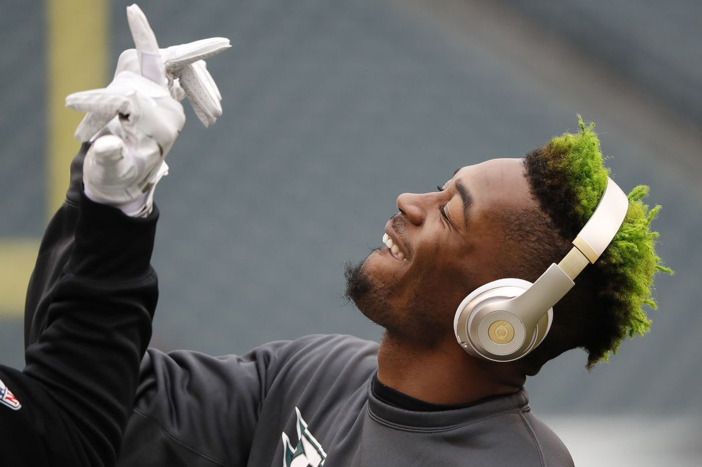 Eagles rookie Jalen Mills is really good - just ask him