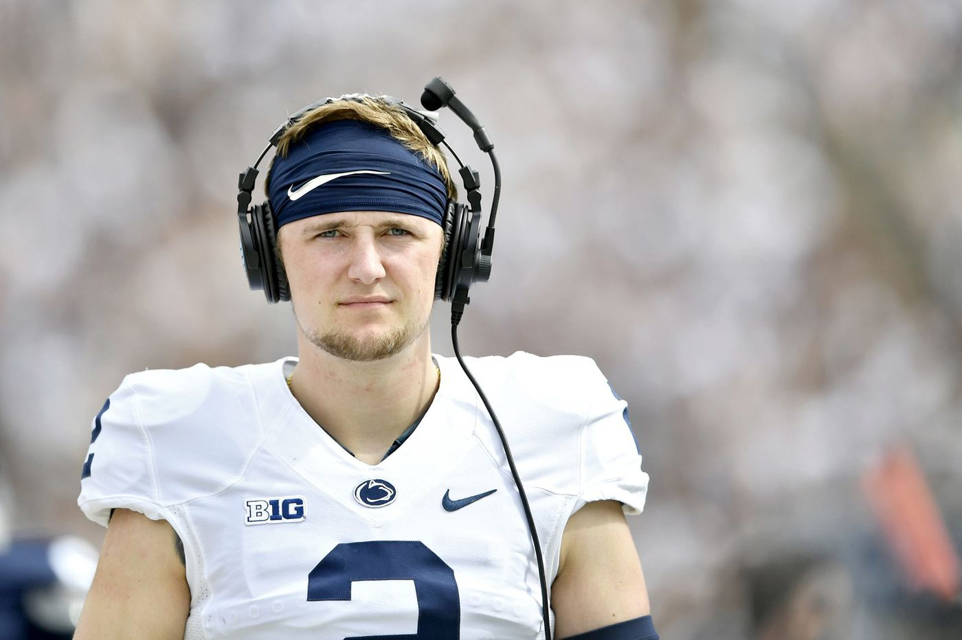 Penn State quarterback competition likely to continue in training camp as Tommy Stevens misses Saturday's Blue-White Game