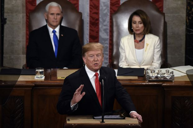 At State of the Union, Trump downplays planned conciliation, bashes migrants amid groans | Will Bunch