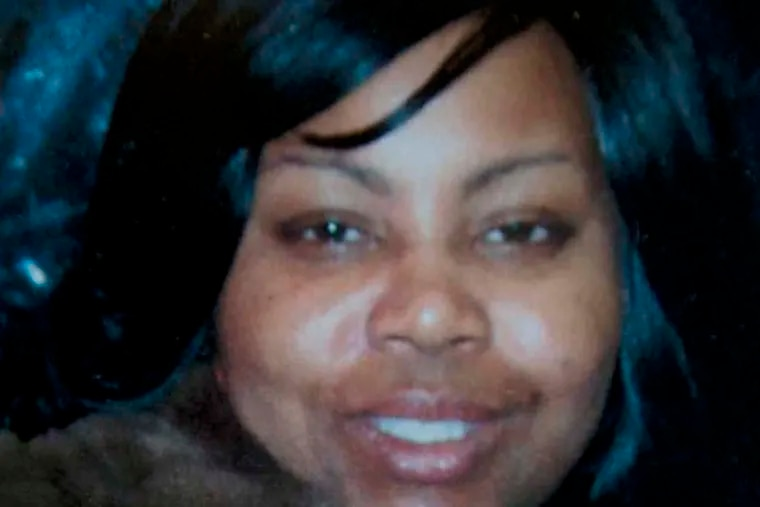 A recent photo of Chevonne Thomas, courtesy of the family.