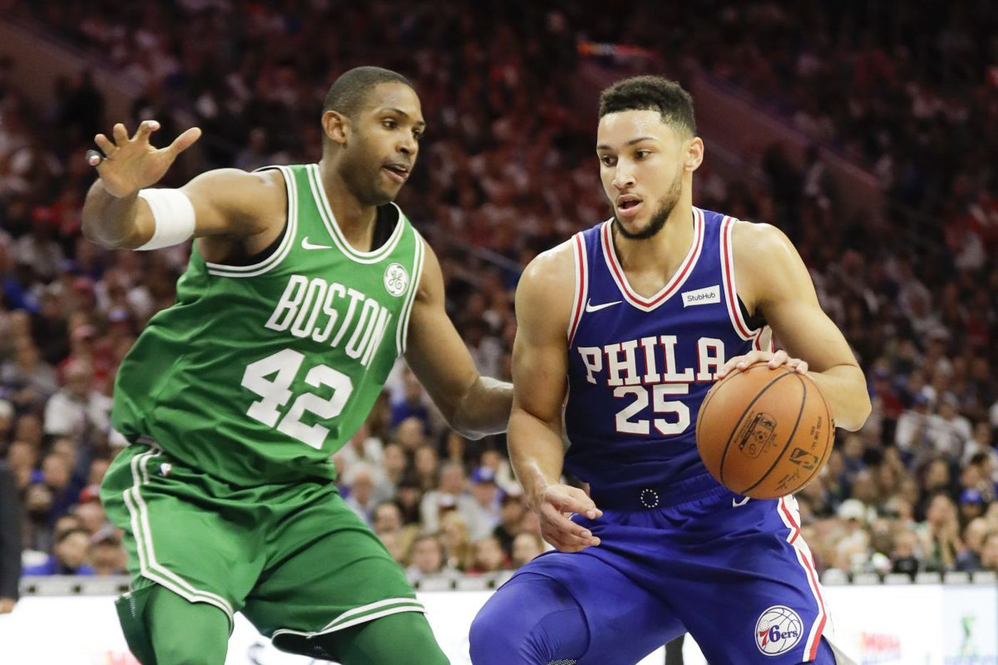 Start times set for first four games of Sixers-Celtics series