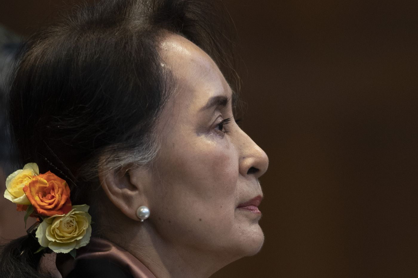 Aung San Suu Kyi, former democracy icon, defends Myanmar against genocide allegations