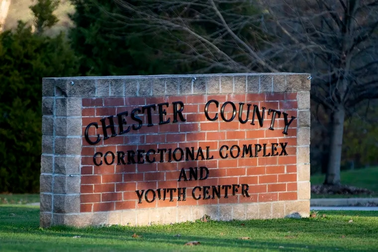 Dimitrios Moscharis died inside the Chester County jail in June.