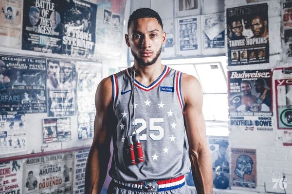 Check out the Sixers' Rocky-inspired 'City Edition' jerseys