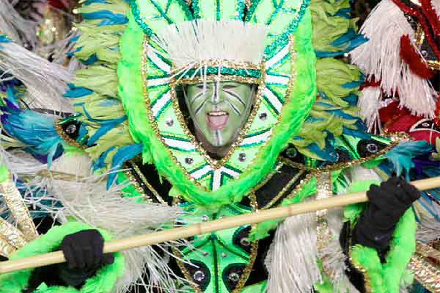 Mummers upgrade 2013 parade with new performers, technology
