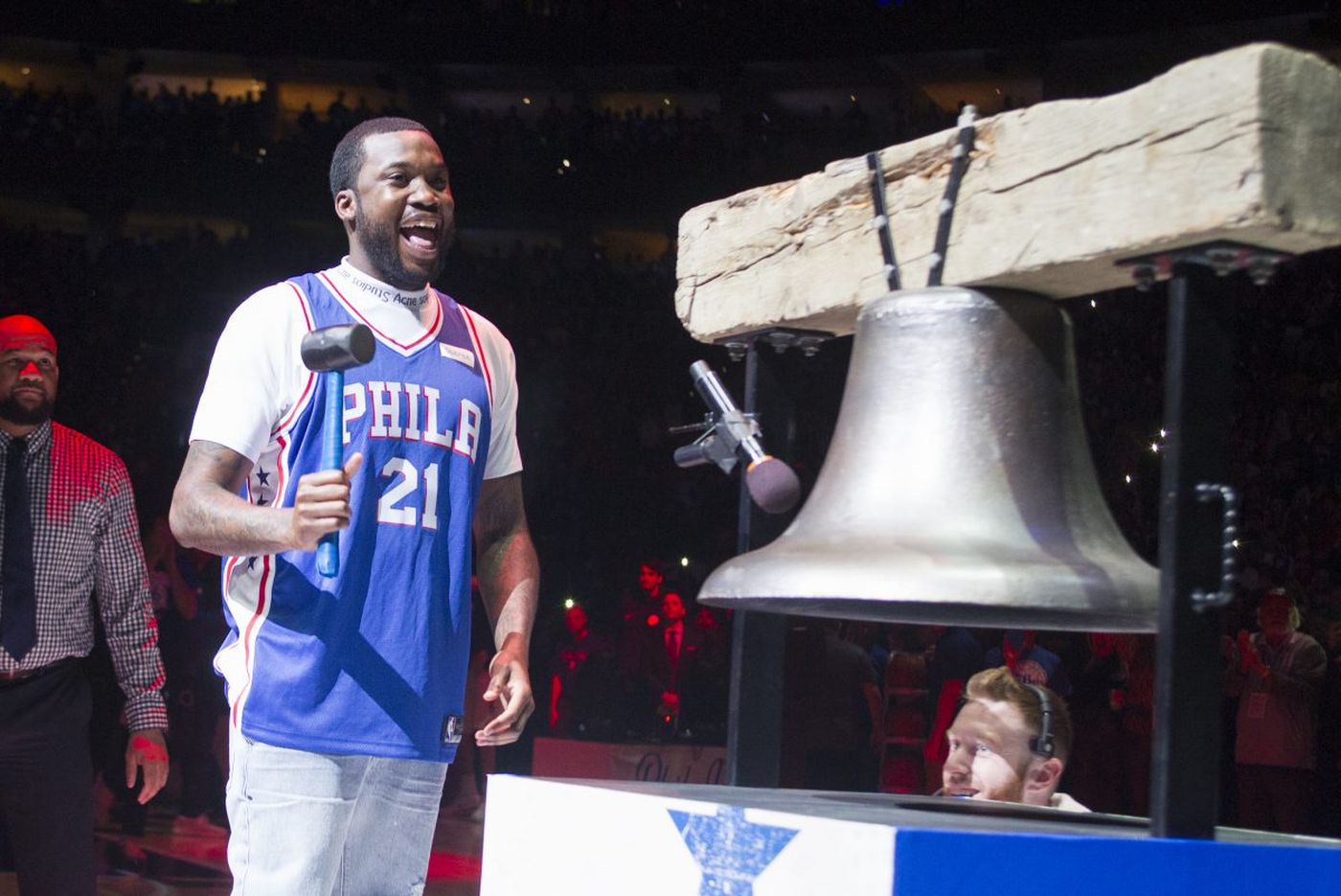 Meek Mill to NBC's Lester Holt: 'No, I don't feel free'