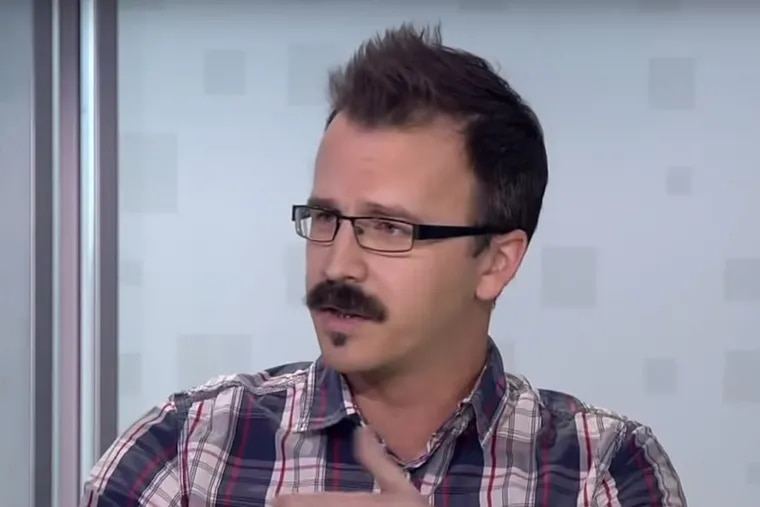 """Drexel professor George Ciccariello-Maher tweeted out on Christmas Eve, """"All I Want for Christmas is White Genocide."""""""