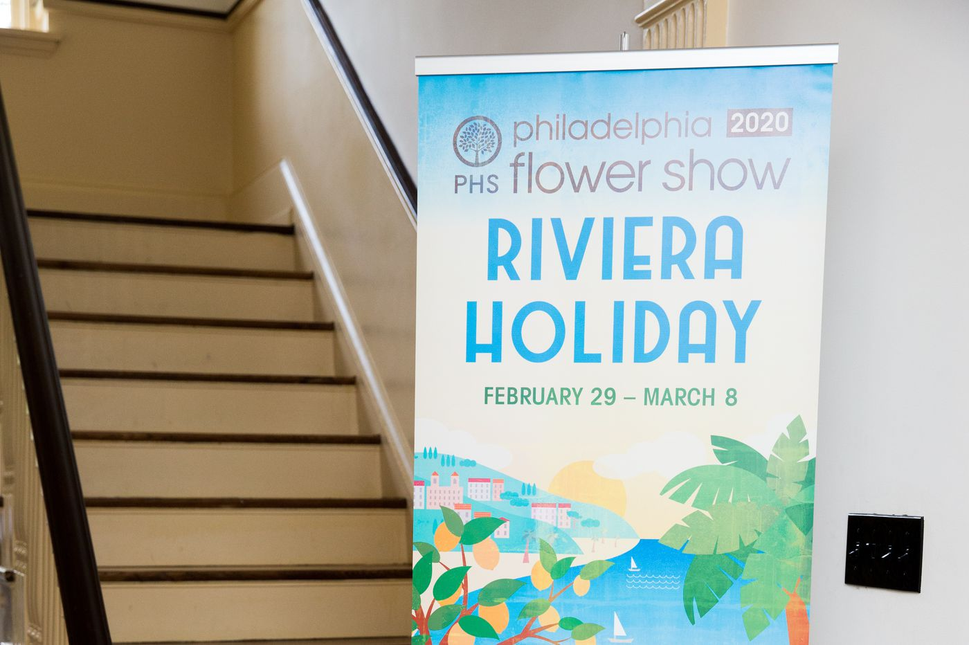 The 2020 Philadelphia Flower Show's 'Riviera Holiday' theme is an abdication of responsibility | Opinion