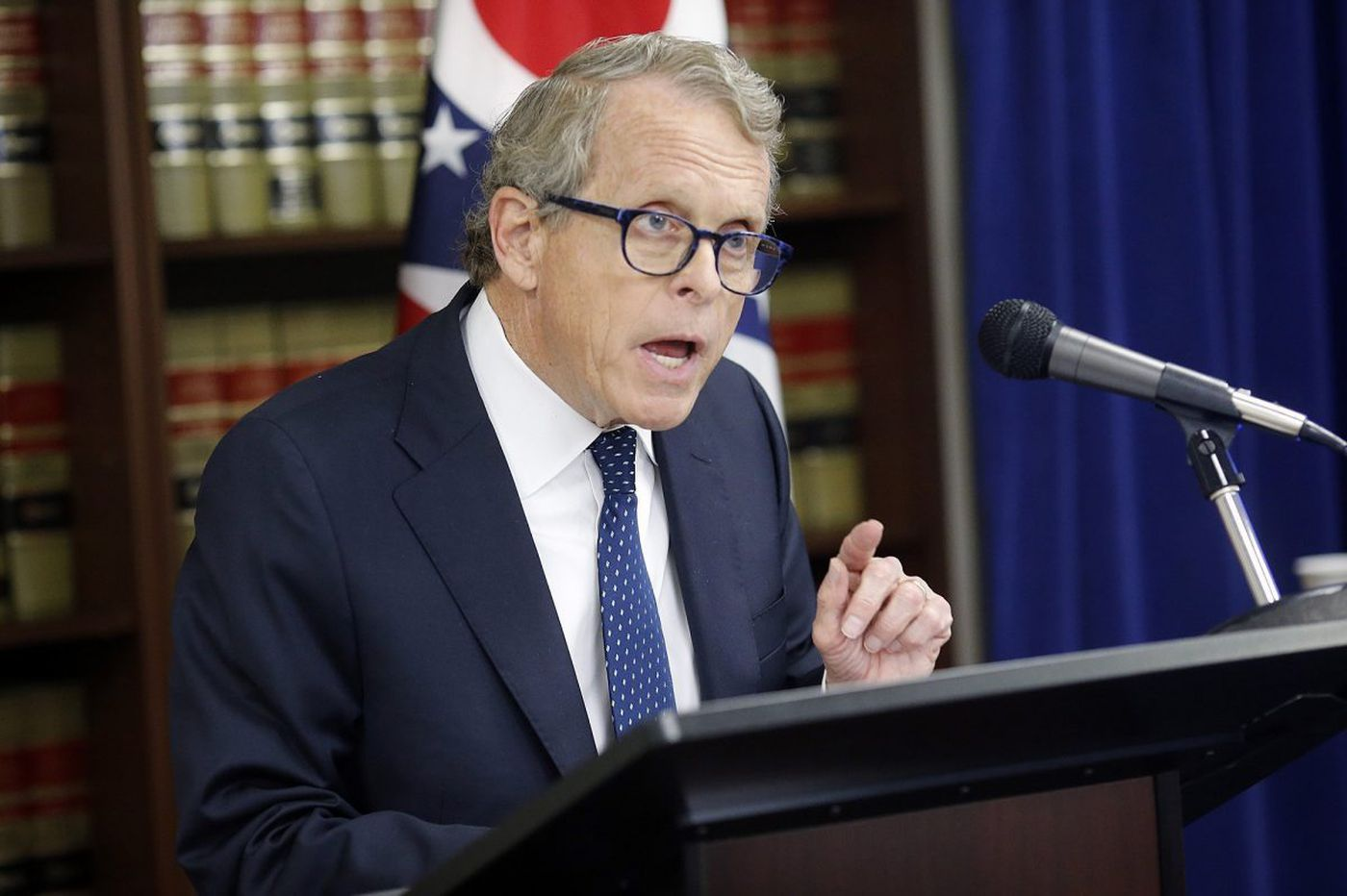 Ohio AG sues five drug makers of opioids, including Teva and Endo