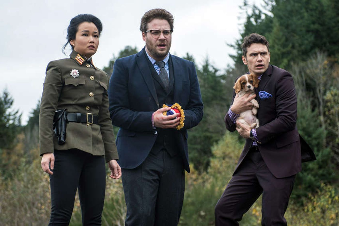 Some U.S. theaters to show 'The Interview'