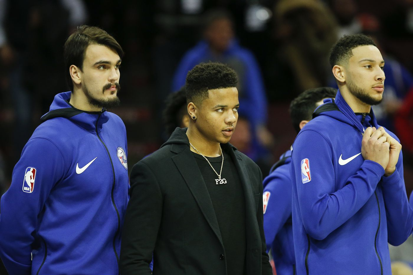 Sources: Sixers pick up options on Ben Simmons, Dario Saric, and Markelle Fultz