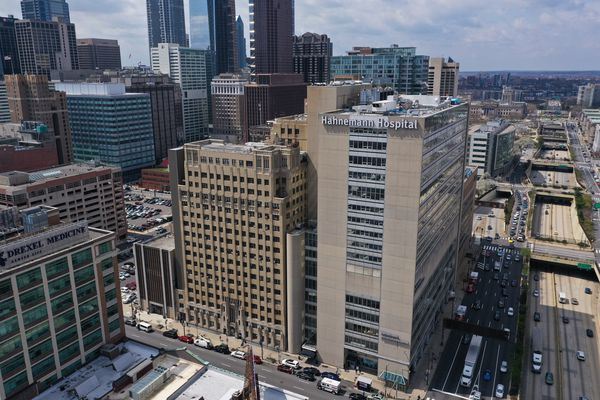 This California banker bet on turning around Philly's Hahnemann Hospital. He's running out of time.
